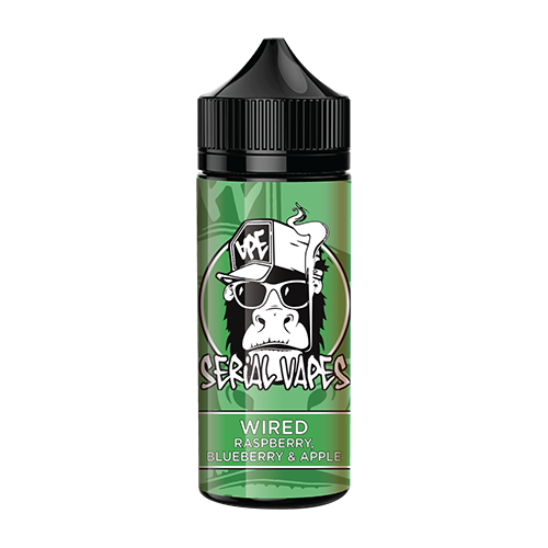 Serial Vapes Wired 100ml