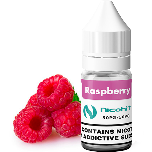 Nicohit Raspberry 10ml