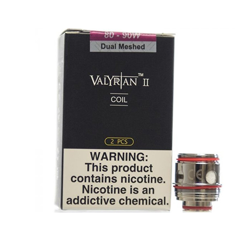 Uwell Valyrian 2 Dual Meshed Coil 0.14 Ohm