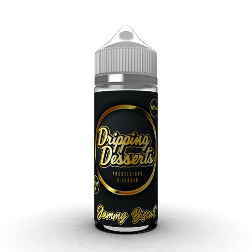Dripping Desserts Jammy Biscuit 100ml