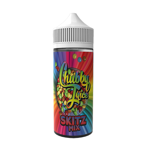 Chubby Juice Skitz Mix 100ml