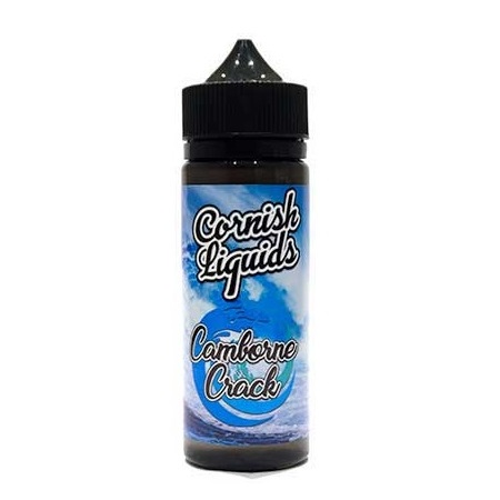 Cornish Liquids Camborne Crack 100ml