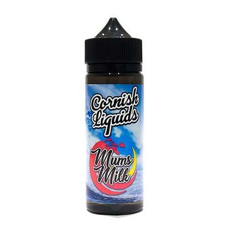 Cornish Liquids Mums Milk 100ml