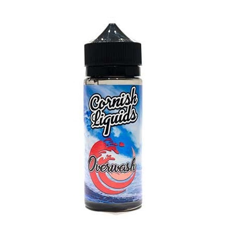 Cornish Liquids Overwash 100ml