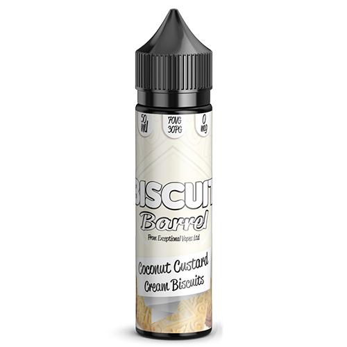 Biscuit Barrel Coconut Custard Cream 50ml