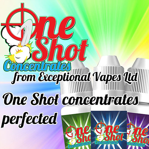 Exceptional Vapes Chewwy Strawberry Concentrate 30ml