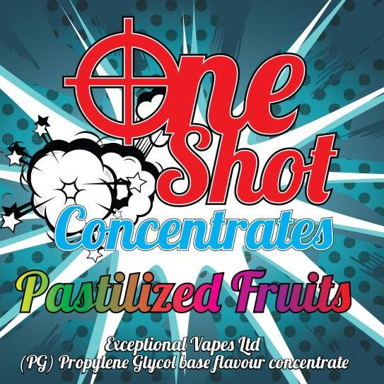 Exceptional Vapes Pastillized Fruits Concentrate 30ml