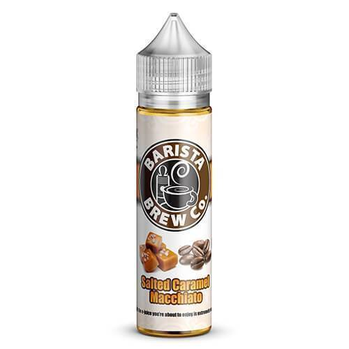 Barista Brew Co. Salted Caramel Macchiato 50ml