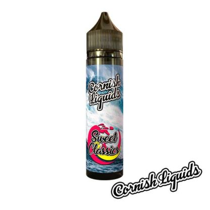 Cornish Liquids Sweet Classics 50ml