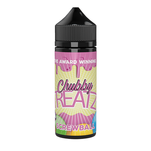 Chubby Treatz Screwball 100ml