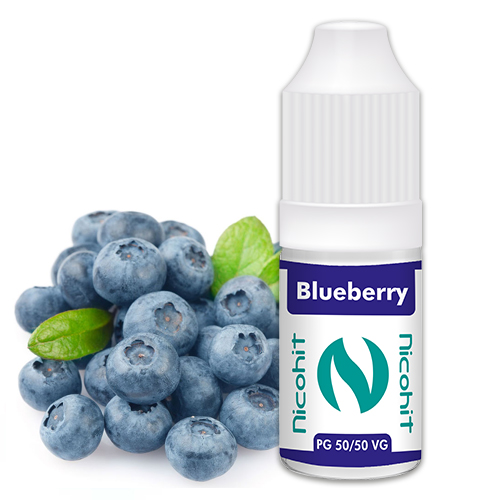 Nicohit Blueberry 10ml