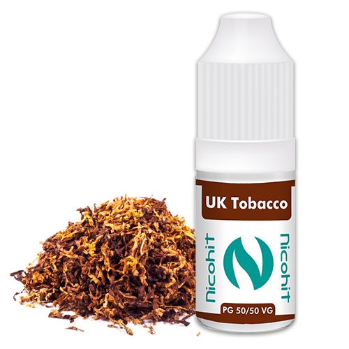 Nicohit UK Tobacco 10ml